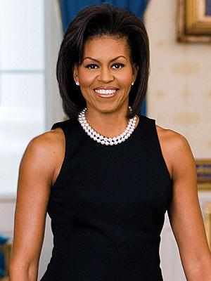 michelle obama fat. Michelle Obama